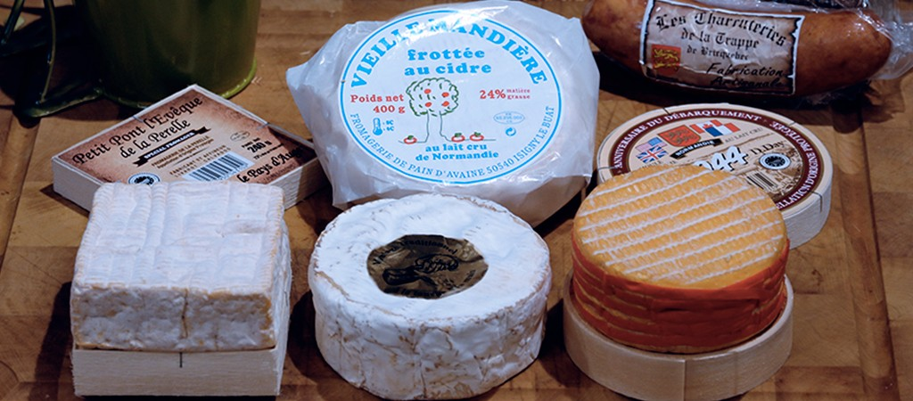 nos délicieux fromages